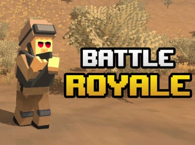 Online Game Battle Royale