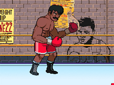 Online Game Big Shot Boxing