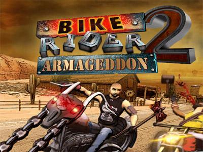 Juego en línea Bike Rider 2: Armageddon