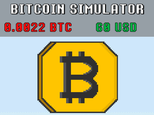 Online Game Bitcoin Mining Simulator