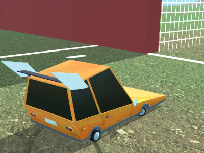 Online Game Car Simulator Arena