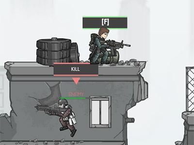 Online hra Deathmatch Apocalypse