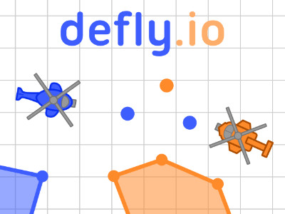 Online Game Defly.io