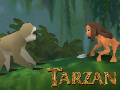 Online Game Disney's Tarzan