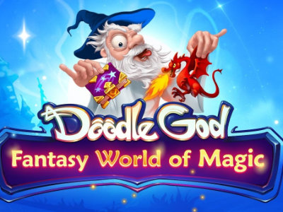 Juego en línea Doodle God: Fantasy World of Magic