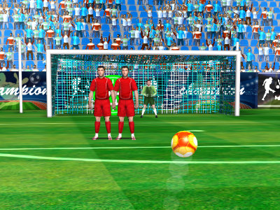 Online Game Freekick Classic
