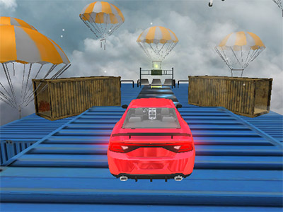 Online Game Impossible Stunt Car Tracks