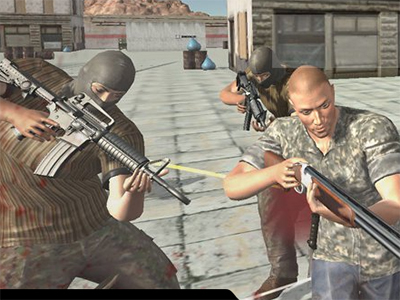 Online Game Insurgents