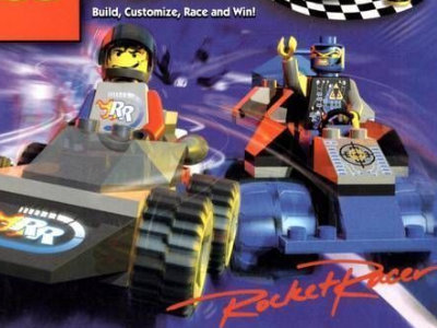 Online Game LEGO Racers N64