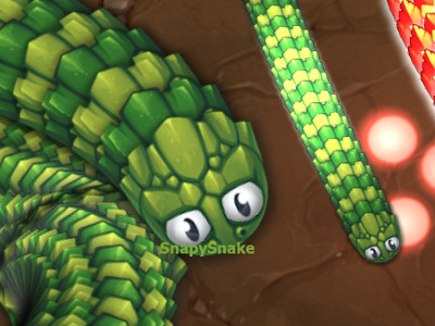 Online Game Little Big Snake