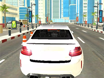Online Game Monoa City Parking