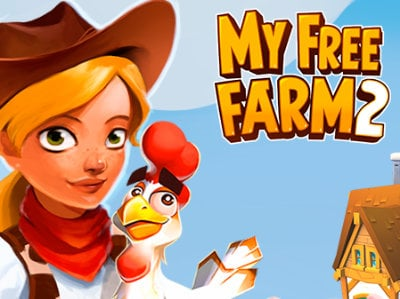 Online Game My Free Farm 2