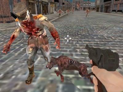 Online hra Nazi Zombie Army