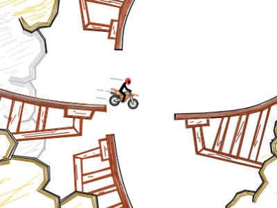 Online hra Paper Racer