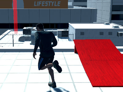 Онлайн-игра Parkour GO 2: Urban