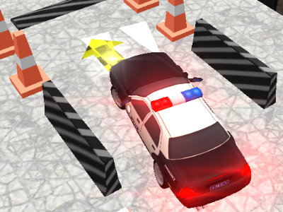 Online Game Police Car Parking