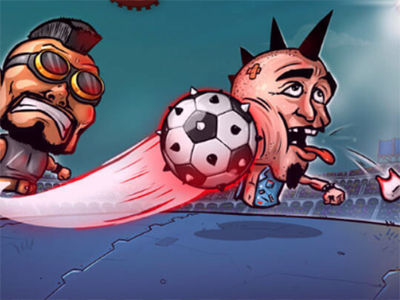 Online Game Puppet Football Fighters
