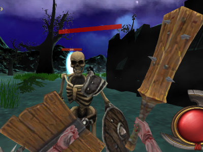 Online Game Skeletons Invasion 2