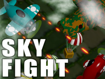 Online Game Sky Fight