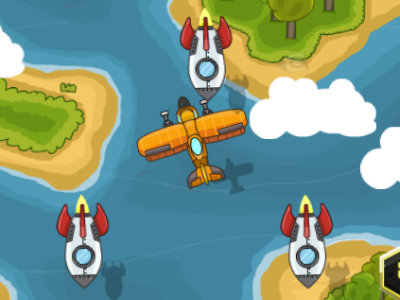 Online Game Sky War