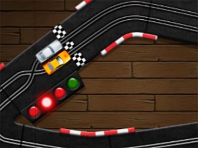 Online hra Slot Car Racing