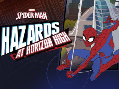 Online Game Spider-Man: Hazards at Horizon High