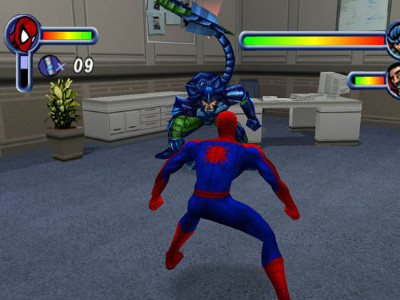 Online Game Spider-Man