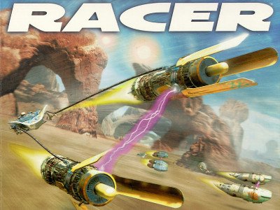Online hra Star Wars: Episode I - Racer