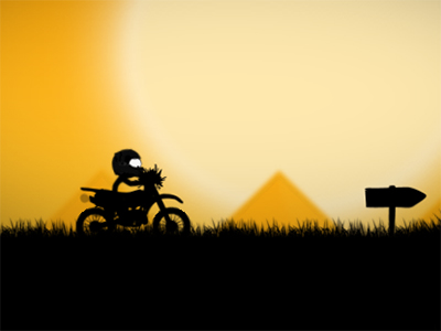 Online Game Super Stickman Biker