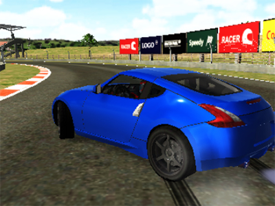 Online Game Supercars Drift