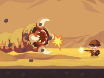 Online Game Terror Of Deep Sand