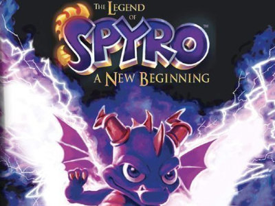 Online hra The Legend of Spyro: A New Beginning