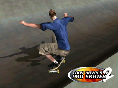 Tony Hawk's Pro Skater 2 N64