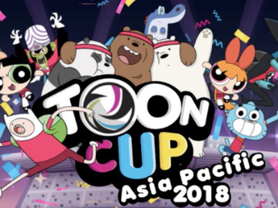 Online Game Toon Cup Asia Pacific 2018