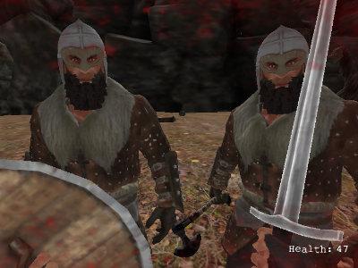 Online hra Vikings