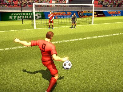 Online hra World Soccer 2018