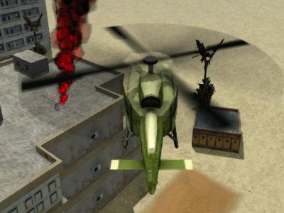 Online Game Zombie Choppa