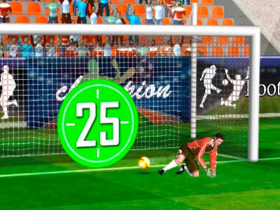 Online hra 3D Free Kick: World Cup 18