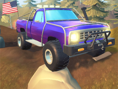 Online Game 4WD Off Road Cars