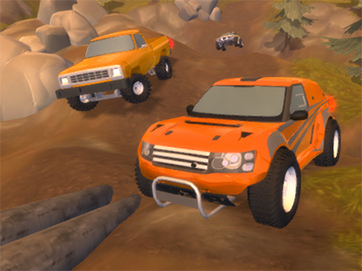 Online Game 4x4 Off-Road Racing
