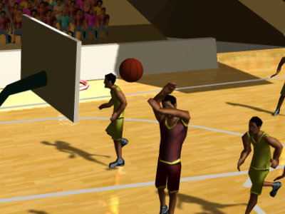 Online Game Basketball 2018