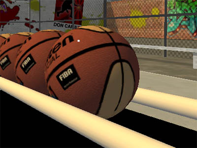 Online Game Basketball Arcade
