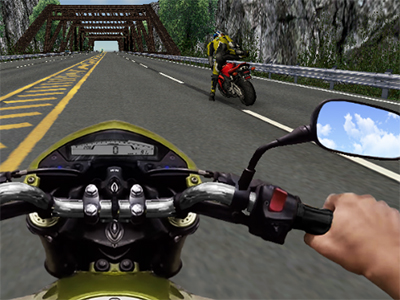 Online hra Bike Simulator 3D
