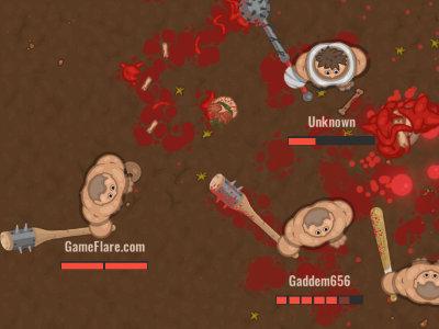 Online hra BrutalMania.io