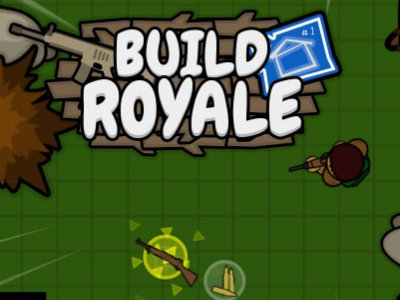Online Game BuildRoyale.io