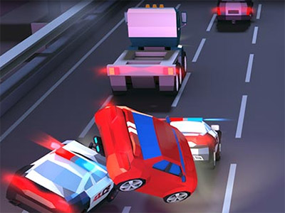 Online Game CarJack.io