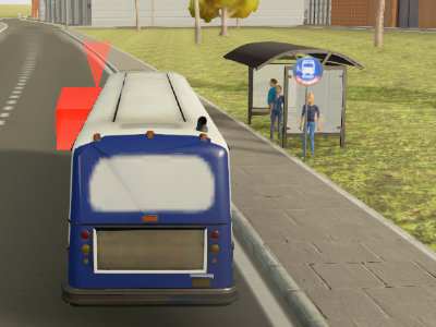 Online Game City Bus Simulator