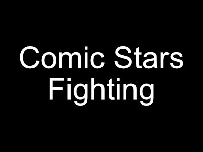 Online Game Comic Stars Fighting 3.6
