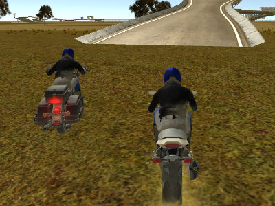 Online Game Crazy Moto Stunts