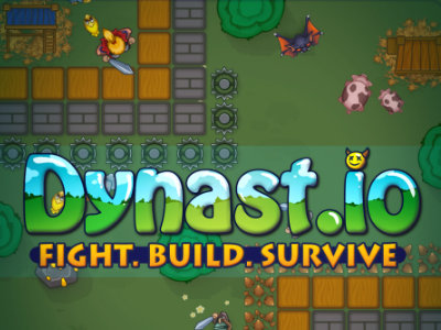 Online Game Dynast.io